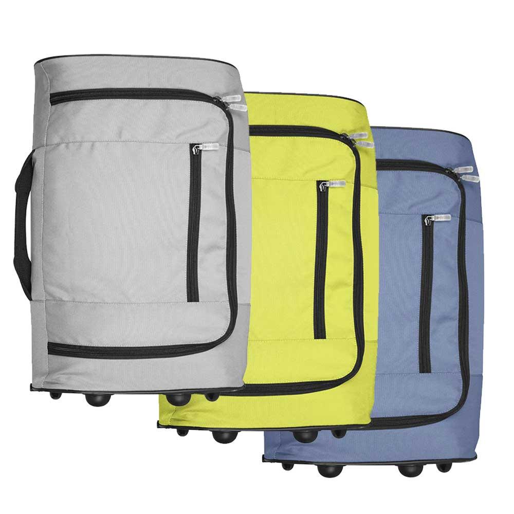 Valise 2 roues REBORN couleurs