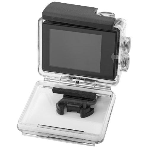 Caméra publicitaire Feat - caméra personnalisable