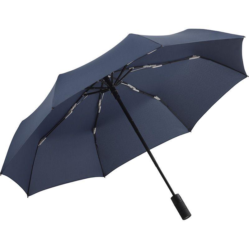 Parapluie personnalisable de poche Caoutch - Parapluie publicitaire