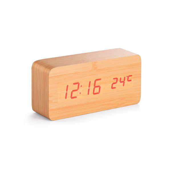 Horloge publicitaire Right On - cadeau d'entreprise