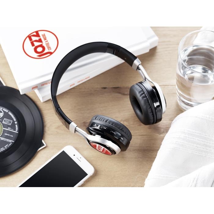Casque audio Bluetooth® personnalisé New Orleans - Cadeau d'entreprise