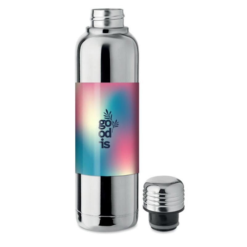 Gourde personnalisable Boreal - bouteille personnalisée 360°