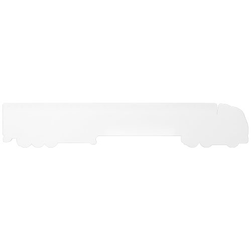 Goodies - Règle en plastique publicitaire Loki 30 cm Kamion