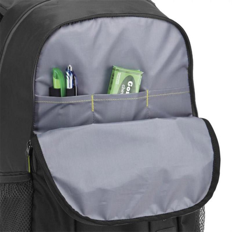 """Sac à dos pour ordinateur publicitaire  15,6"""" et tablette  Jaunt - sac à dos personnalisable"""
