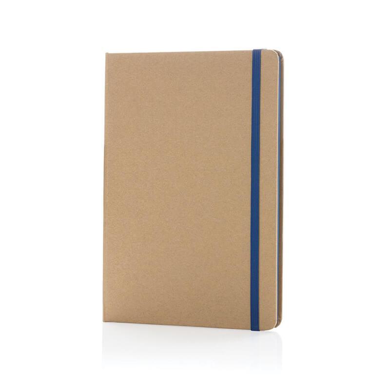 Carnet A5 personnalisé kraft écologique Cardboard