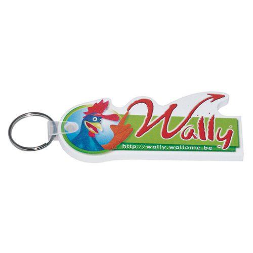 Porte-clés personnalisable Eva 0.5 cm 21-40 cm²