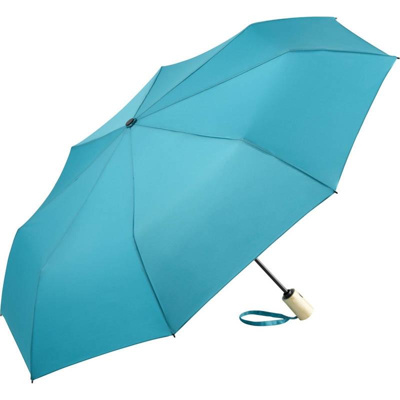 Parapluie personnalisé de poche Ökobrella - rouge