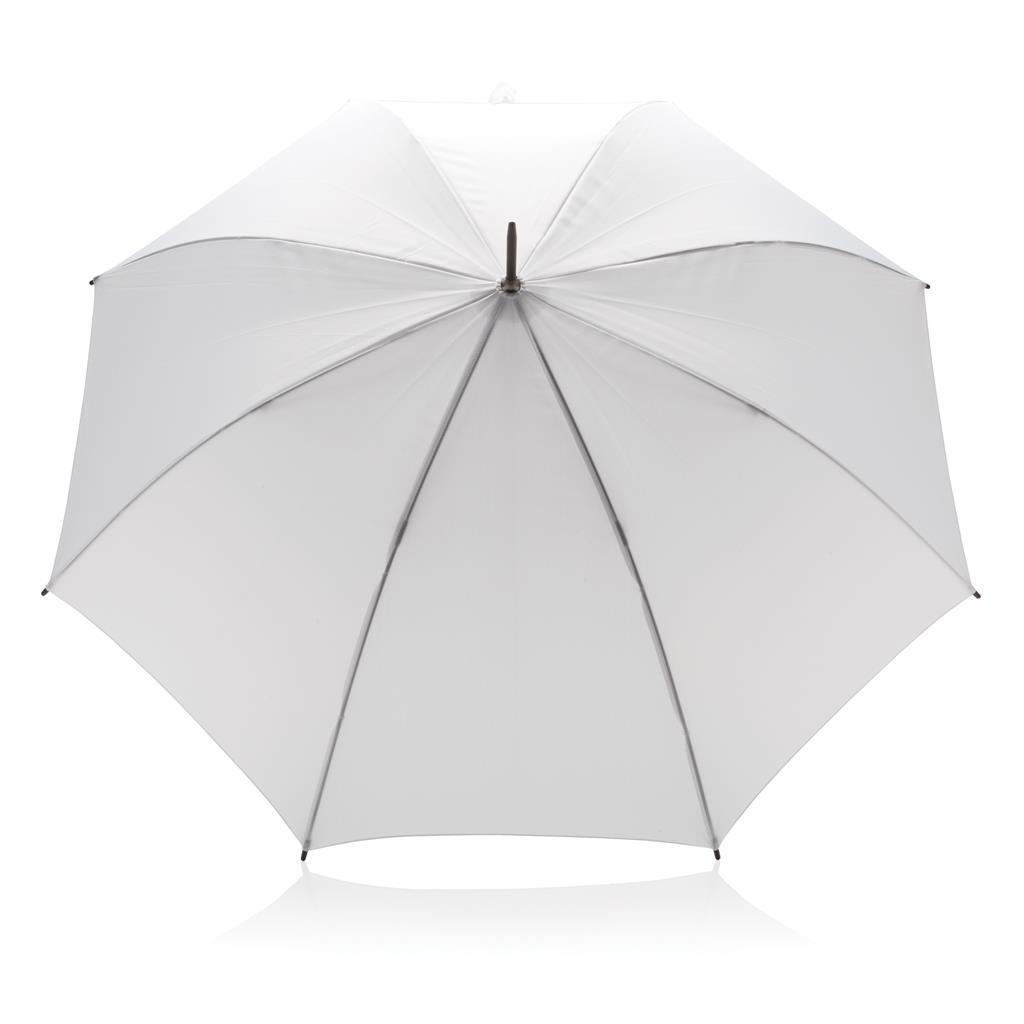 """Parapluie publicitaire automatique 23"""" Caney rouge - cadeau publicitaire"""