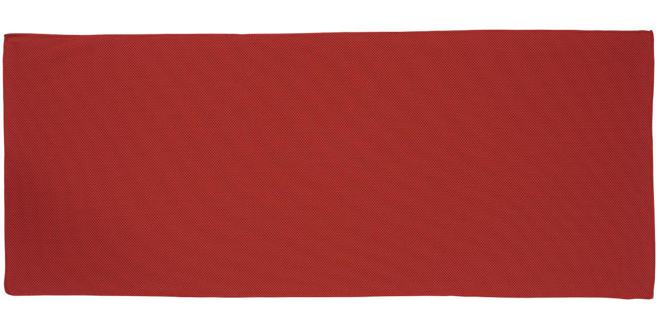 Objet publicitaire pour le sport - Serviette de fitness Alpha - rouge