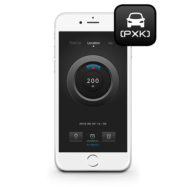 Chargeur pour voiture publicitaire Smart Car Charger