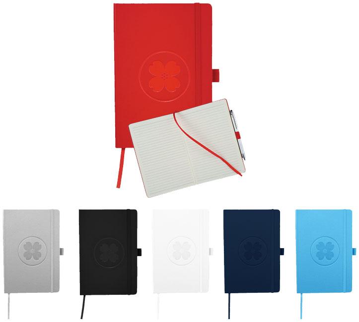 Carnet flexible Journalbooks® Bloom - carnet personnalisable