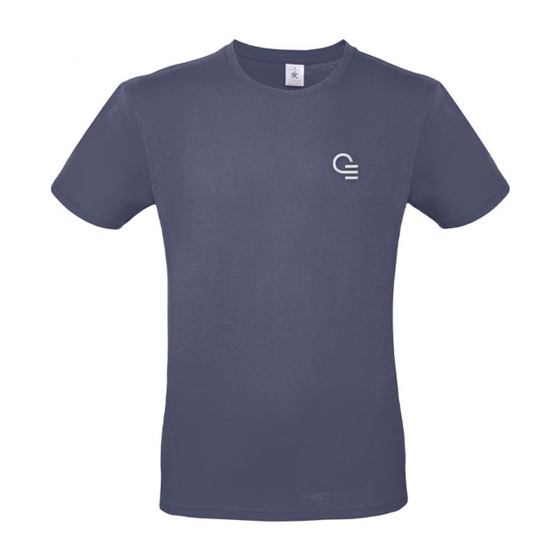 Tee-shirt publicitaire en coton Duo