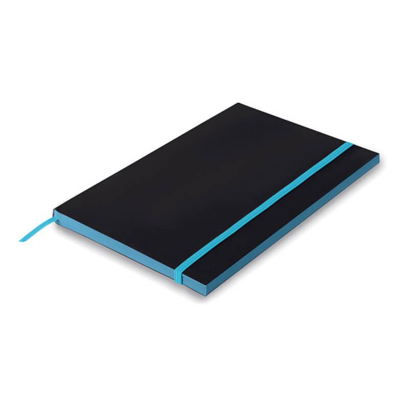 Carnet A5 en papier Black Note - Objet pub
