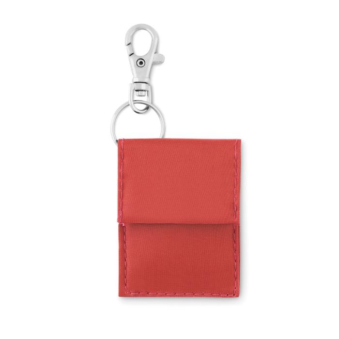 Porte-clé personnalisé - Masque CPR dans pochette Rescue Me