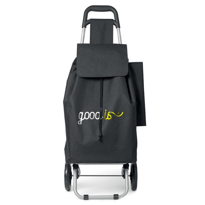 Chariot de courses personnalisé Groceries - Objet pub