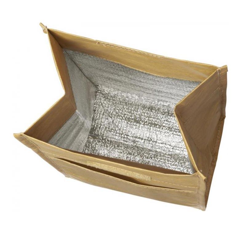 Lunch Bag publicitaire isotherme Papyrus