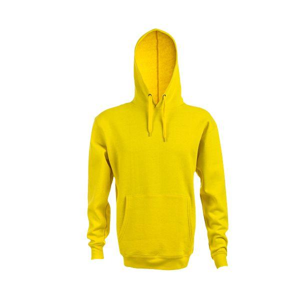 Sweat-shirt personnalisé à capuche Phoenix - orange