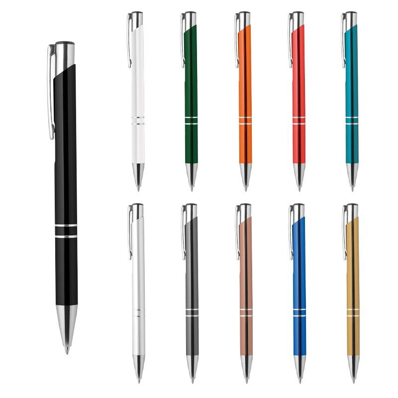 goodies entreprise - stylo publicitaire en métal Bern