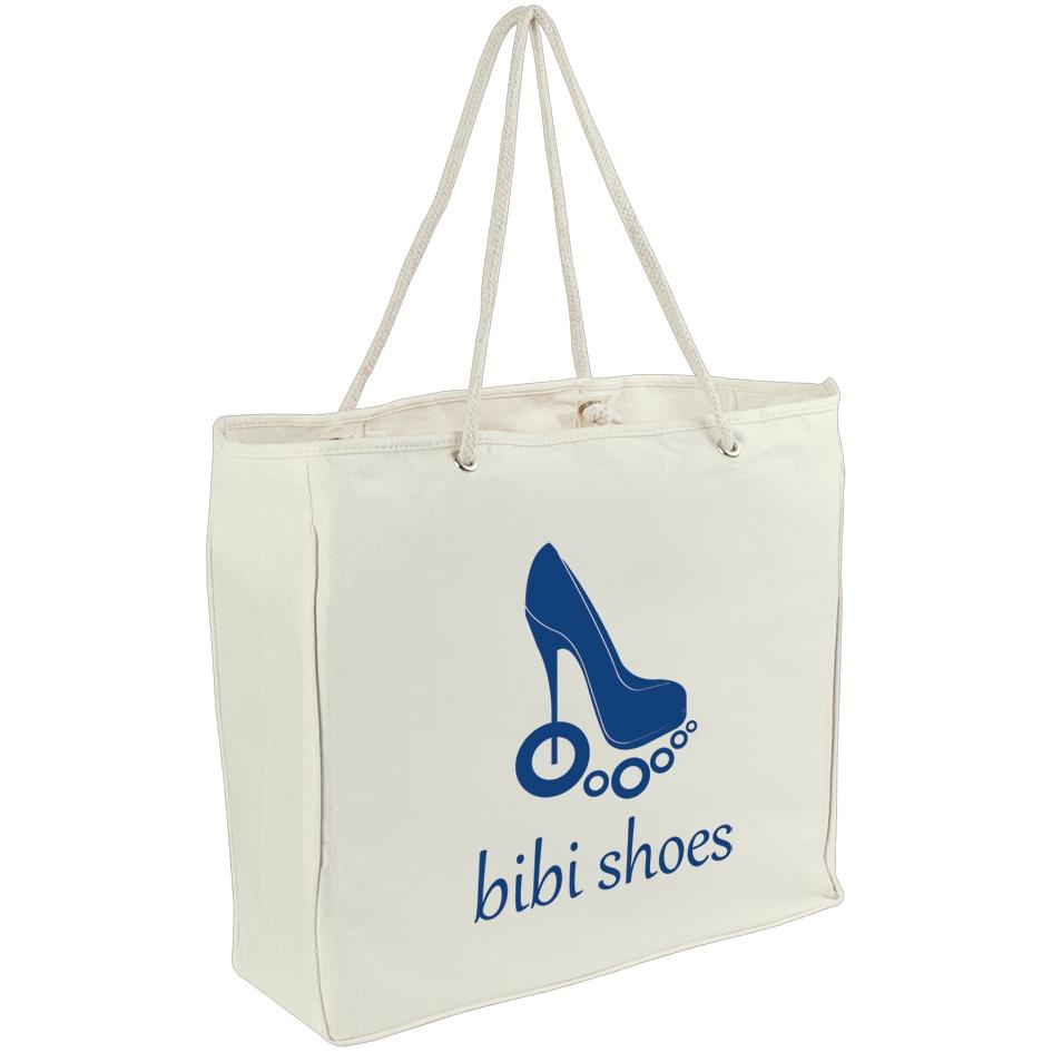 Sac shopping promotionnel écologique Turiona - objet publicitaire écologique