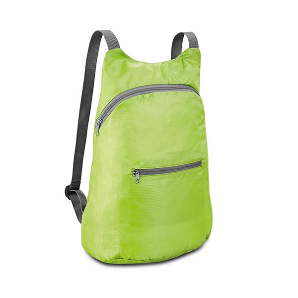 Sac à dos personnalisable Jumpy vert - sac à dos promotionnel