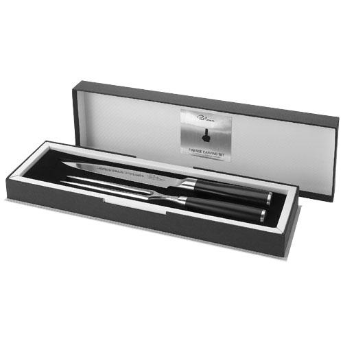 Couteau publicitaire et fourchette Paul - cadeau d'entreprise