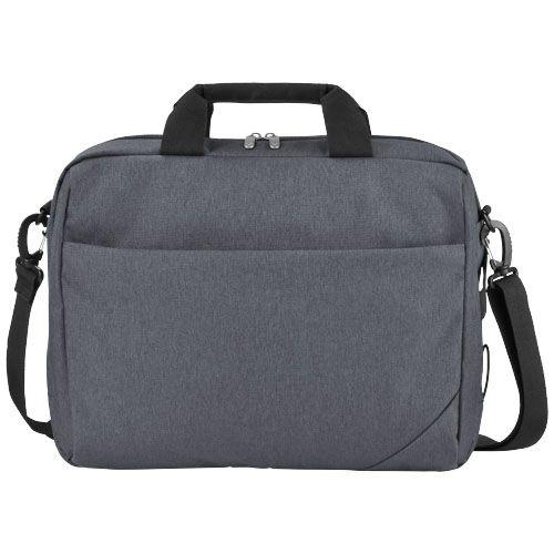 sacoche pour ordinateur publicitaire Navigator - sacoche personnalisée avec accessoire de maintien