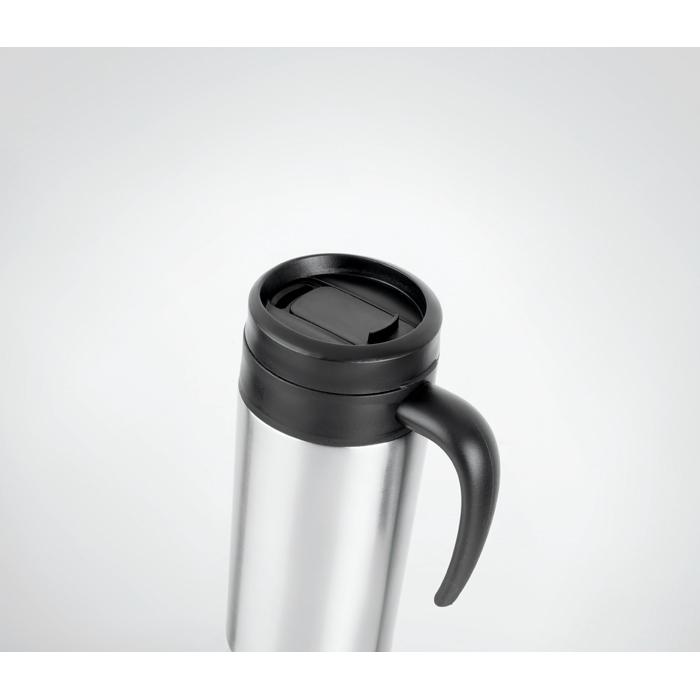 Cadeau d'entreprise - Petit Mug de voyage publicitaire Falun Kopp