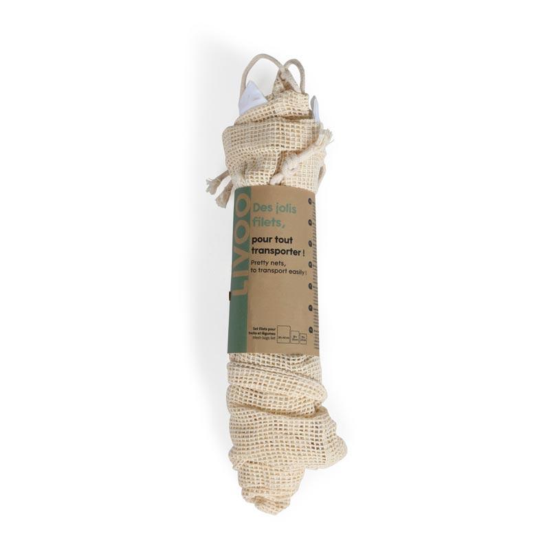 Set de filets personnalisables Vrac - Packaging