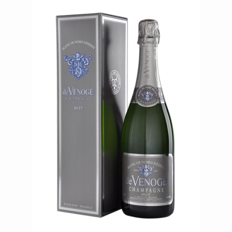 Champagne Blanc de Noirs Réserve - cadeau d'entreprise