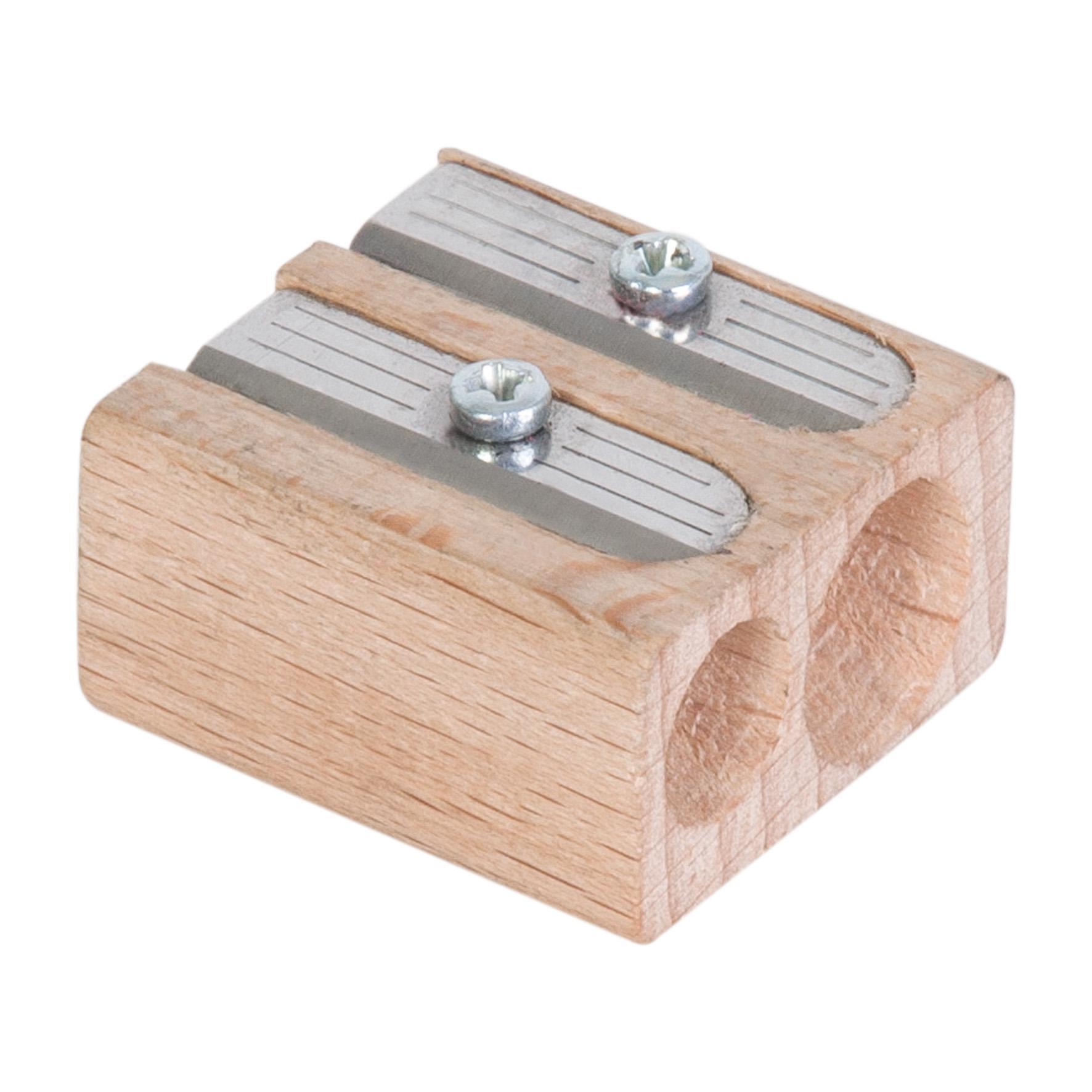 objet publicitaire écologique - taiille - crayons personnalisé en bois Woody