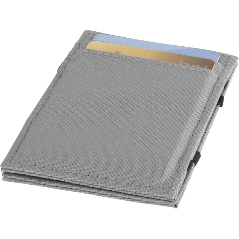 Portefeuille publicitaire RFID Adventurer - cadeau d'entreprise