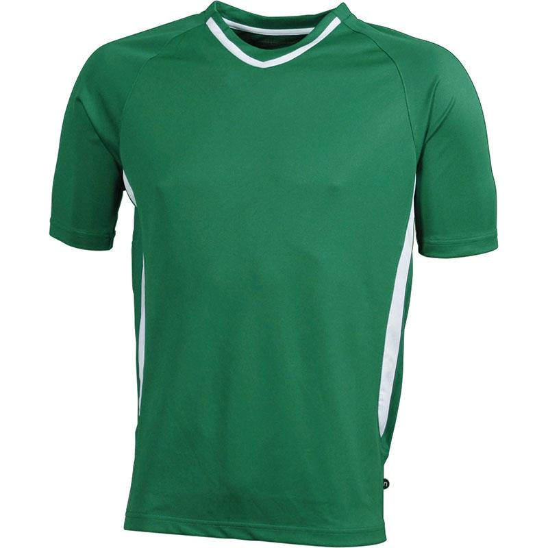 Maillot publicitaire sport Team Unisexe Ronaldo - Objet publicitaire textile - bleu