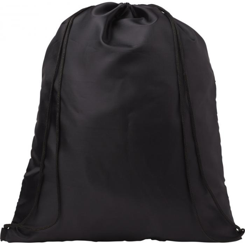 Gymbag publicitaire maille filet Move It noir