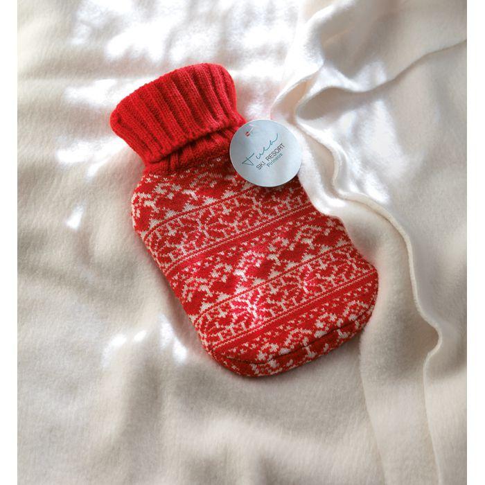 Cadeau d'entreprise pour Noël - Bouillotte personnalisée Aalborg