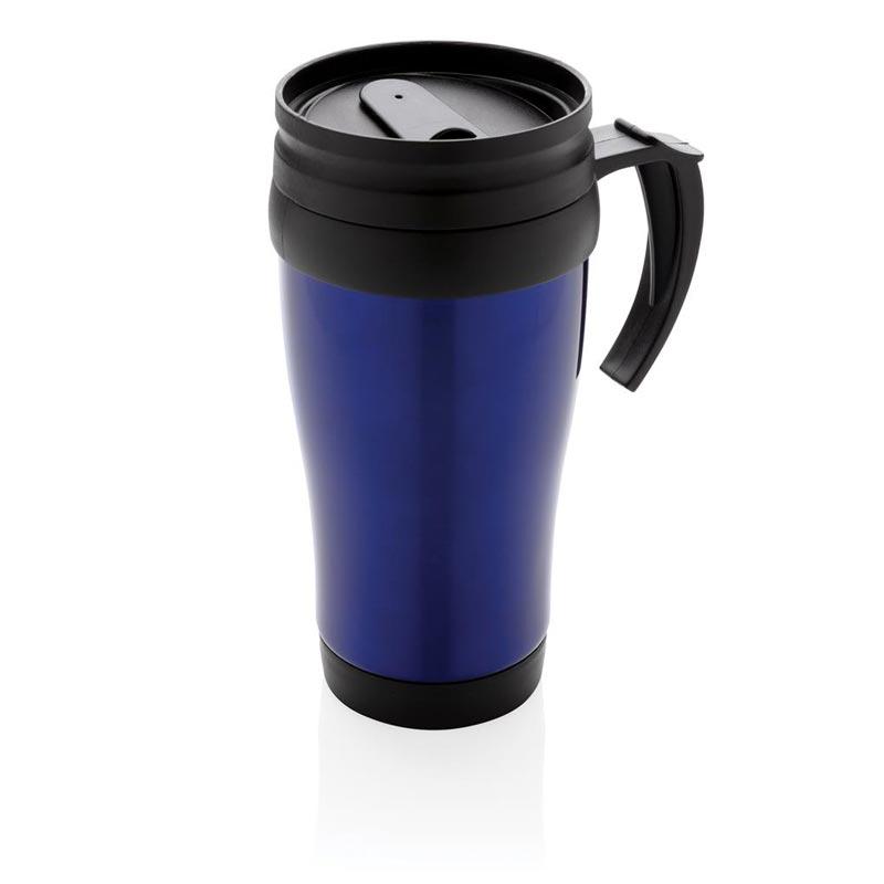 Mug en acier inoxydable poignée courte