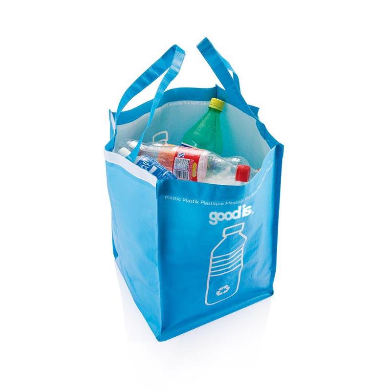 Poubelles à déchets recyclable