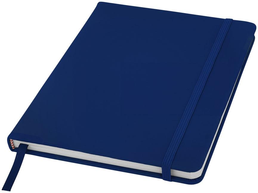 Carnet de notes personnalisé A5 Spectrum avec pages blanches - carnet personnalisable