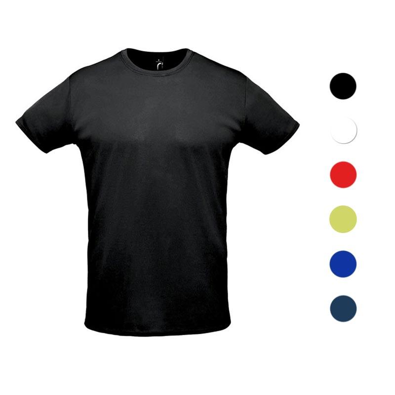 T-shirt publicitaire Sprint - Coloris disponibles