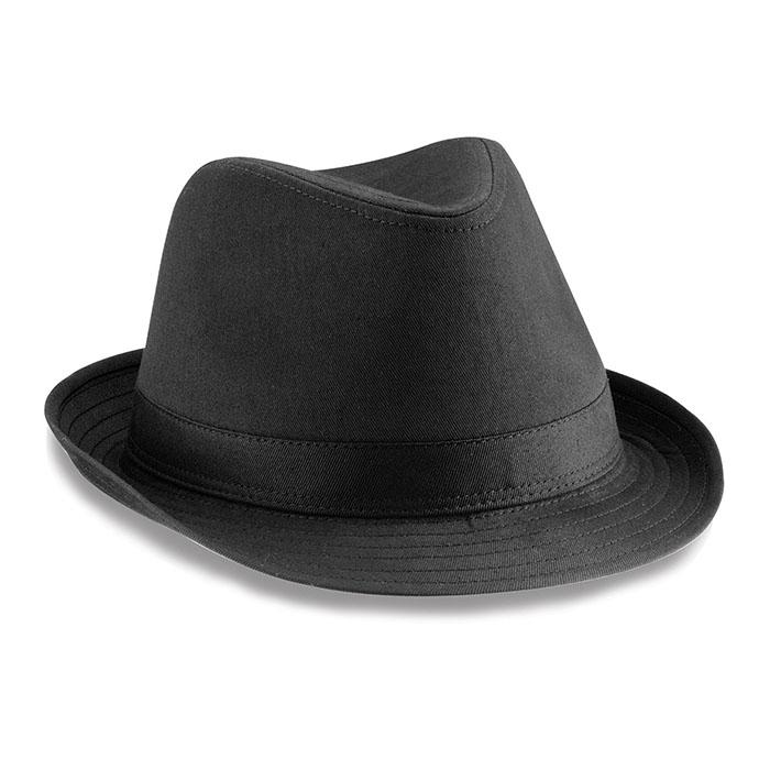 Chapeau publicitaire Fedora