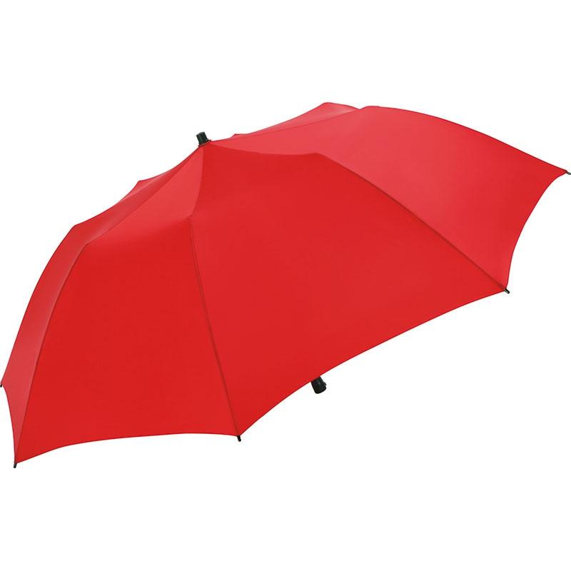 Cadeau d'entreprise - Parasol publicitaire Camper - jaune