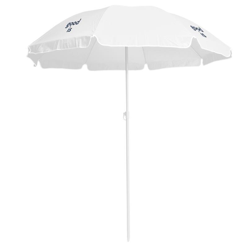 Objet publicitaire pour l'été - Parasol personnalisé Bora
