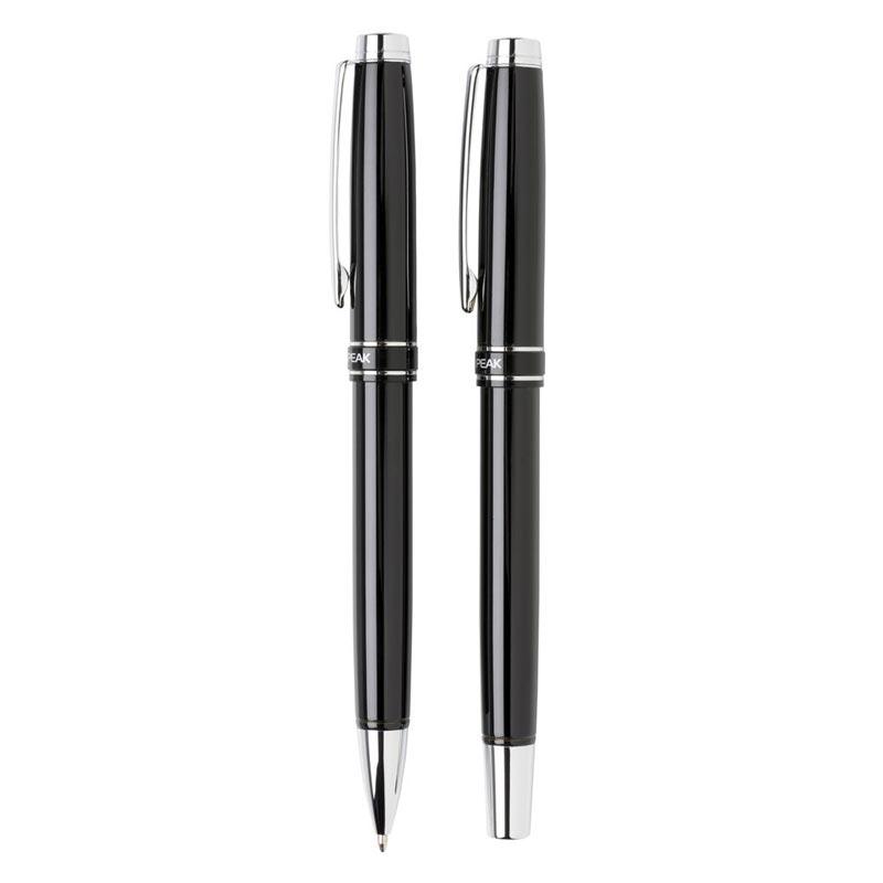 Set stylos publicitaires Swiss Peak Heritage