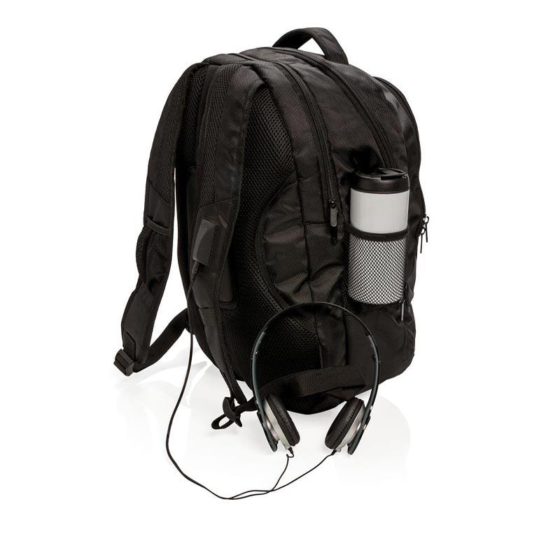 Sac à dos personnalisé outdoor pour ordinateur portable Swiss Peak