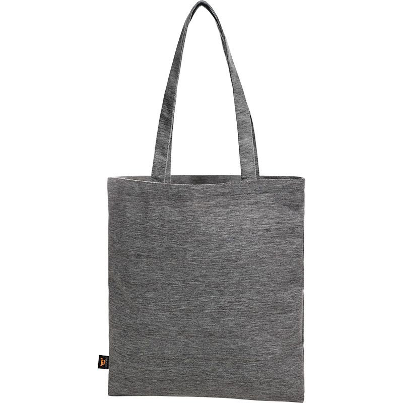Sac Shopping publicitaire Jersey - Tote bag personnalisable