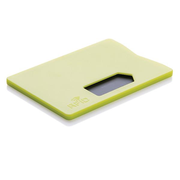 cadeau publicitaire - Porte-cartes publicitaire RFID