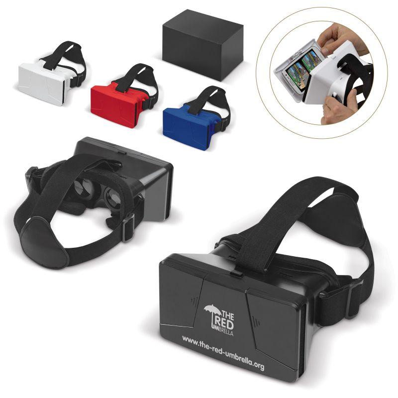 Cadeau publicitaire - Lunettes Réalité Virtuelle publicitaires stand