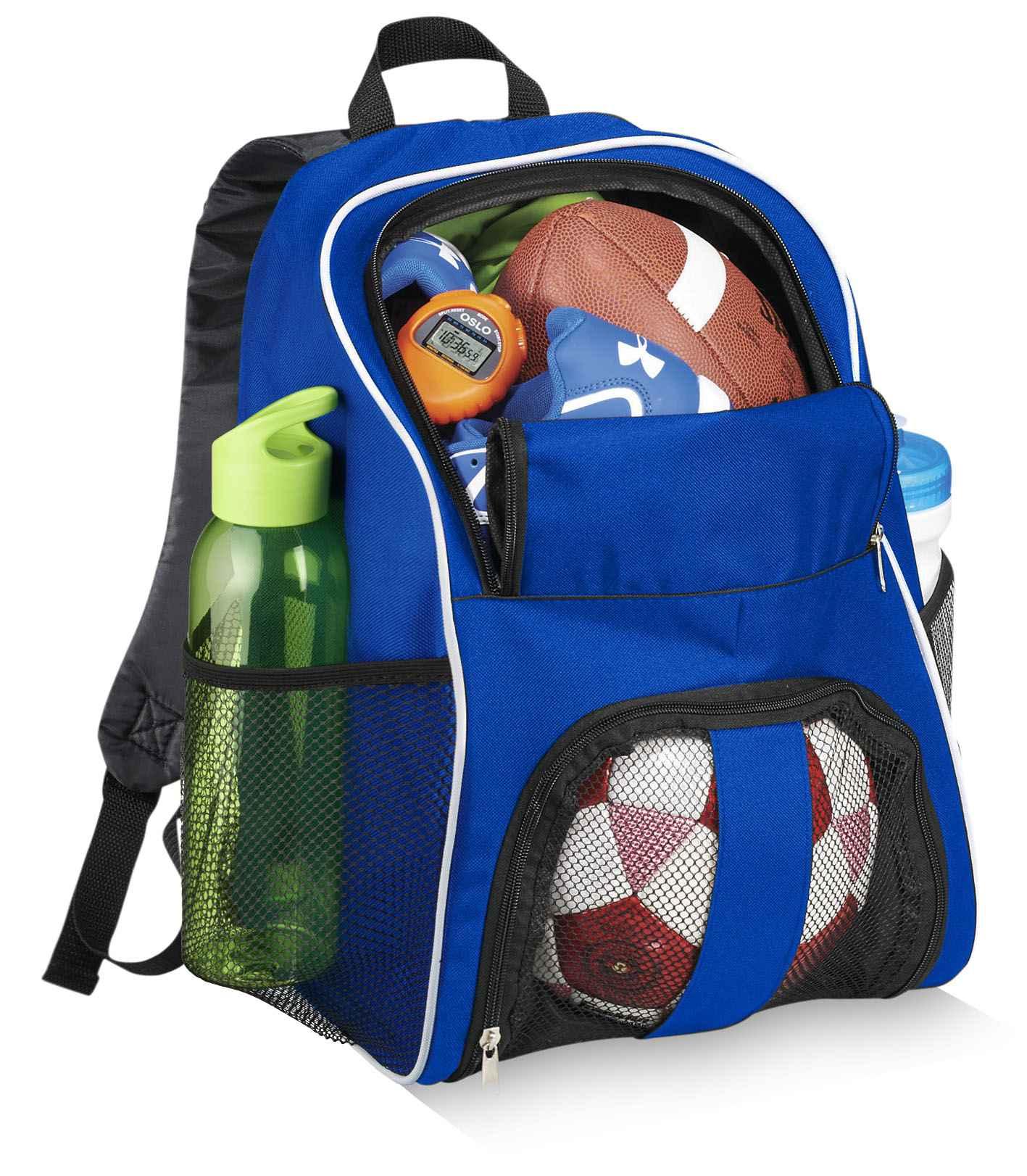 Sac à dos publicitaire Goaler - sac de sport personnalisable