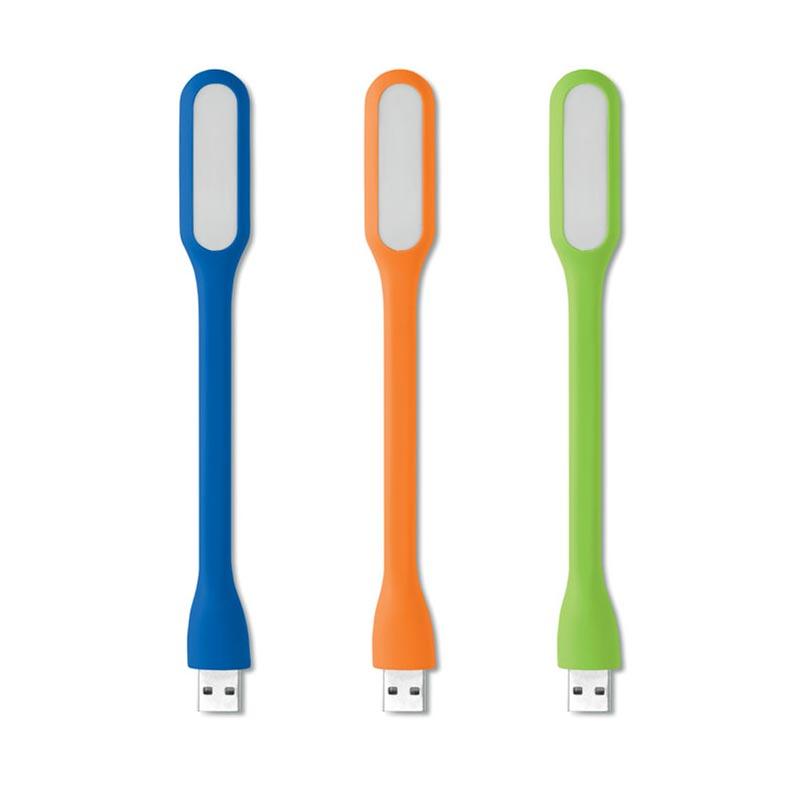Mini lampe publicitaire USb Kankei - Coloris disponibles