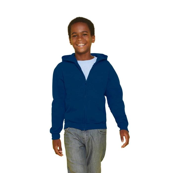 Sweat-shirt publicitaire enfant Romeo - Cadeau d'entreprise