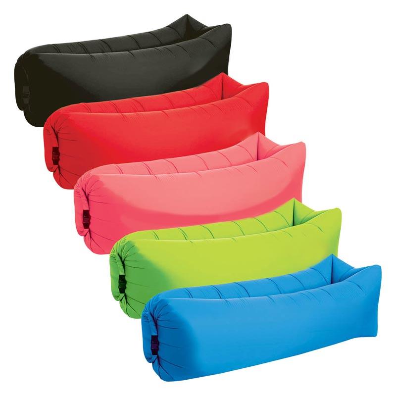 Coussin gonflable publicitaire Relax - Coloris disponibles